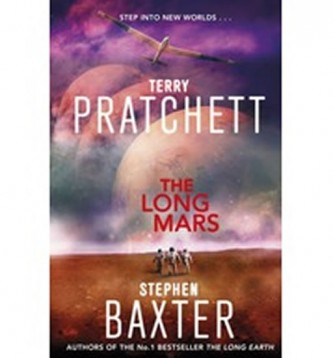 Long Mars (Long Earth 3) - Pratchett Terry, Baxter Stephen