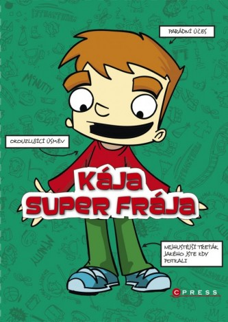Kája, super frája - Box