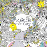 The Magical City (Colouring Book)