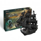 Puzzle 3D The Queen Anne´s Revenge