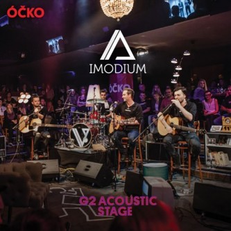 G2 Acoustic Stage, Imodium - 2 CD - neuveden