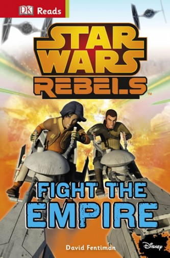 Star Wars - Rebels Fight The Empire! (guided reading series)