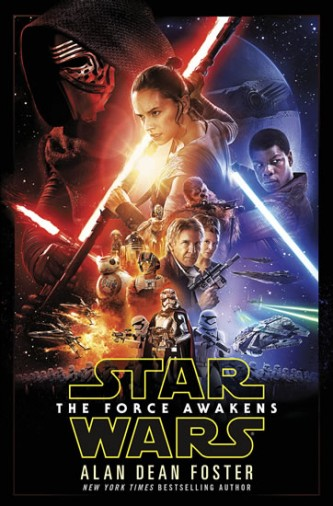 Star Wars - Force Awakens - Foster Alan Dean
