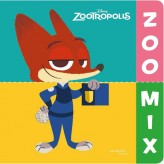 Zootropolis ZOO MIX