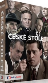 České století - 8 DVD