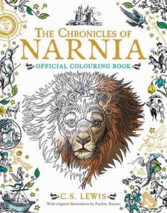 The Chronicles of Narnia Colouring Books