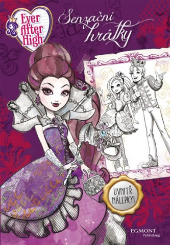 Ever After High - Senzační hrátky - Mattel