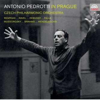Antonio Pedrotti in Prague - 3CD