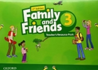 Family and Friends 2nd Edition 3 Teacher´s Resource Pack