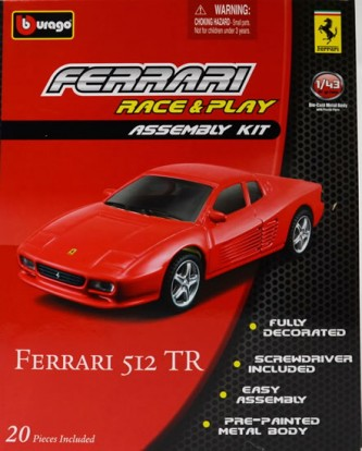Ferrari Kid 1/43 (model vozidla)