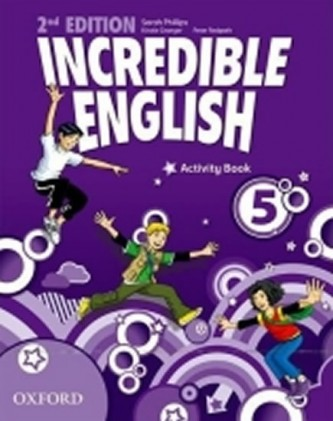 Incredible English 2nd Edition 5 Activity Book
