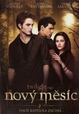 Twilight sága: Nový měsíc - DVD