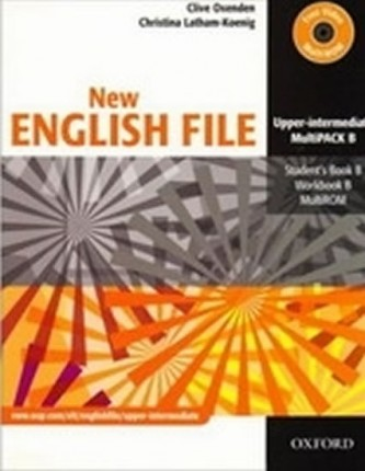 New English File Upper Intermediate Multipack B - Oxenden Clive, Latham-Koenig Christina,