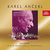Gold Edition 16 Prokofjev: Romeo a Julie, Péťa a vlk - CD