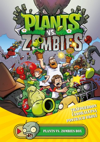 Plants vs. Zombies - BOX