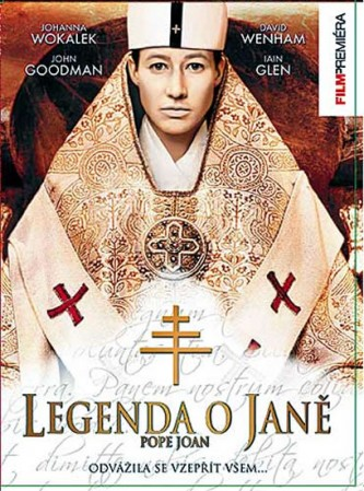 Legenda o Janě - DVD
