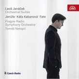 Janáček L.: Suity z oper - CD