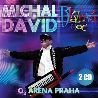 O2 Arena Live Michal David - 2 CD - David Michal