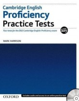 Cambridge English Proficiency Practice Tests, Student's Book with key and Audio-CD