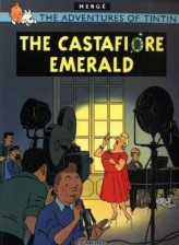 The Adventures of Tintin - The Castafiore Emerald. Die Juwelen der Sängerin, englische Ausgabe