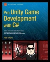 Pro Unity Game Development with C sharp
