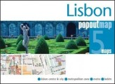 Lisbon Double PopOut Map