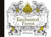 Enchanted Forest, 20 Postcards