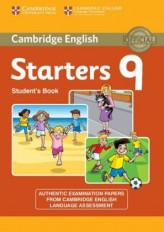 Starters 9, Student's Book