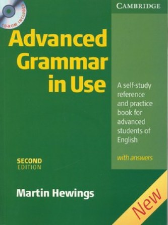 ADV Grammmar in Use 2ed W/A + CD ROM