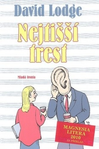 Nejtišší trest - David Lodge