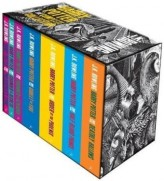 The Complete Harry Potter Collection, Adult Edition, 7 Vols.