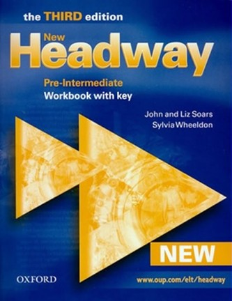 New Headway Pre-Intermediate Third Edition Workbook with key - John a Liz Soars