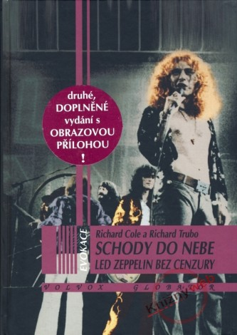 Schody do nebe - Led Zeppelin bez cenzury