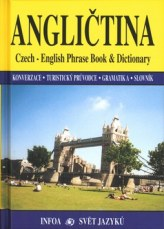 Angličtina Czech - English Phrase Book
