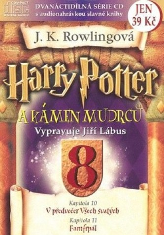 Harry Potter a Kámen mudrců 8