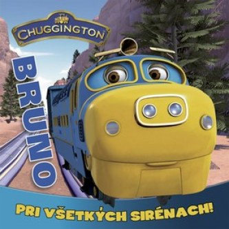 Chuggington Bruno