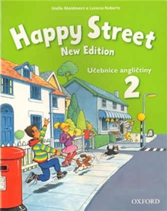 Happy Street 2 New Edition Učebnice angličtiny