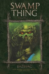 Bažináč Swamp Thing 3