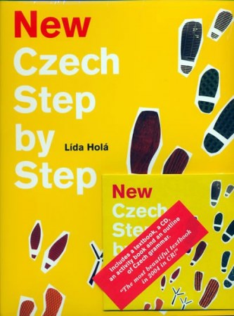 New Czech Step by Step + CD