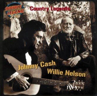 Johnny Cash & Willie Nelson 2CD