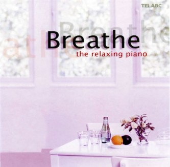 Breathe the relaxing piano CD