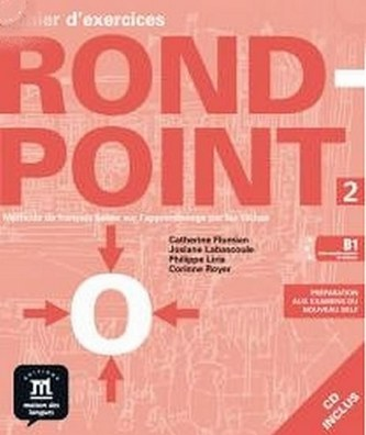 Rond-point 2 – Cahier dexercices + CD